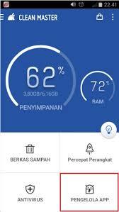 aplikasi clean master apk cara merubah aplikasi android menjadi apk back up dengan clean