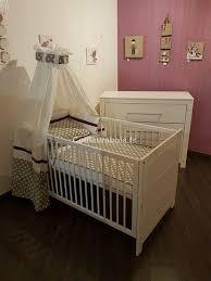 destockage d une chambre bébé évolutive complète pinolino en bois