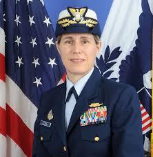 Admirals Flag Guardian Of The Week U2013 Rdml Sandra Stosz Coast Guard Compass