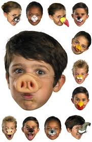 nose mask animal nose mask candy apple costumes pop culture