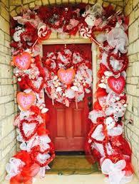 Valentine S Day Door Decor by Happy Valentine U0027s Day U2026 Pinteres U2026