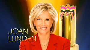 how to style hair like joan lunden wwe hall of fame presents warrior award to cancer survivor joan