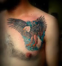 eagle tattoo kartal dövmesi balık pazarı mercan kokorecin üstü