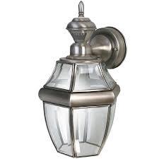 Antique Outdoor Lights by Outdoor Outdoor Light Fixtures Lowes Outdoor Lighting Lowes