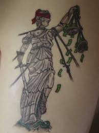 justice tattoo images u0026 designs