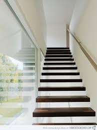 Villa Stairs Design Villa M A Modern Minimalist House In Switzerland Home Design Lover