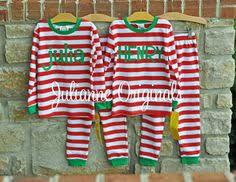 monogrammed pajamas pajamas family
