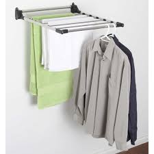 wall mounted drying rack for laundry greenway wall mounted drying rack