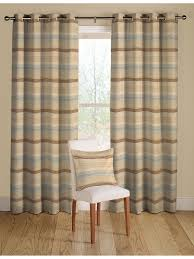 ideas u0026 tips horizontal striped curtains with matching pillow and
