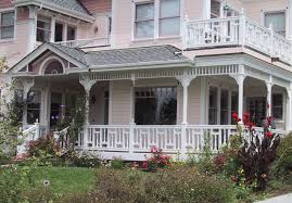 interior attractive image of front porch column decoration using