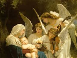 should we ask guardian angels to protect the persecuted pray