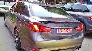 gsf lexus horsepower new 2015 600hp lexus gsf spotted in germany youtube