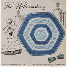 Area Rug Patterns Crochet Area Rug Patterns Hexagon Oblong