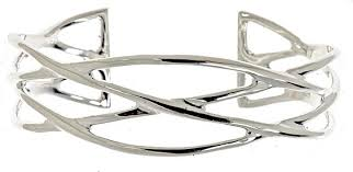 tiffany bracelet silver cuff images Style knotted sterling silver cuff bracelet