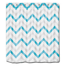 Turquoise And Grey Shower Curtain Online Get Cheap Grey And White Shower Curtain Aliexpress Com