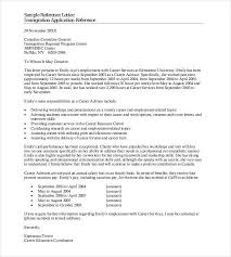 reference letter template 42 free sample example format free