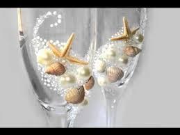 Seashell Centerpiece Ideas by 29 Best Wedding Seashell Crafts Images On Pinterest Seashell