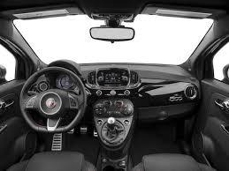 Fiat 500 Abarth White 2017 Fiat 500 Abarth Nc Matthews Pineville Harrisburg