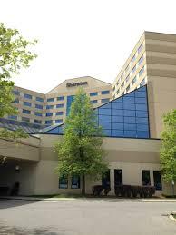 sheraton detroit metro airport hotel review points summary
