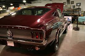 1957 mustang fastback 1967 mustang gt fastback feature car information on collecting