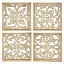 Home Decorating Mirrors by Palais Plaque Wall Decor Mirrors U0026 Wall Decor Decor Z