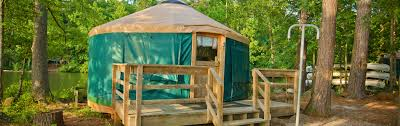 yurts u0026 unique accommodations at georgia state parks state parks