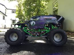 remote control monster truck grave digger grave digger barbarian
