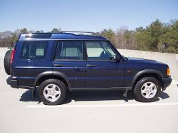 blue land rover 2000 land rover discovery series ii image 10