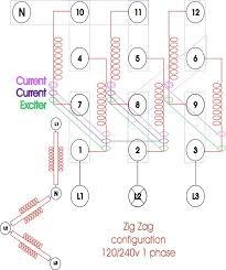 re wiring a three phase generator anoldman com
