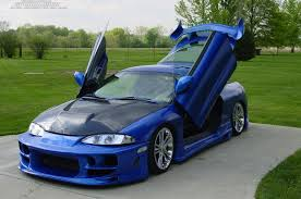 mitsubishi eclipse tuned the total tuning mitsubishi eclipse