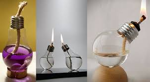 home decoration materials diy home decor with recycled materials oil ls light bulb and bulbs