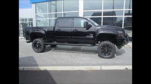 Chevy Silverado Truck Accessories - 2014 chevy silverado 2500hd southern comfort black widow lifted