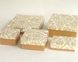 jewelry box favors large favor box etsy
