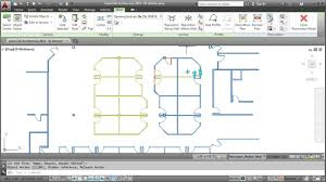 Autocad Architecture Floor Plan Autocad Architecture 2014 Creating Renovation Drawings Youtube