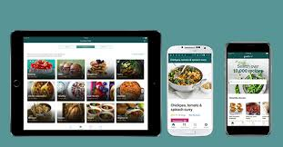 application android cuisine food mobile apps food
