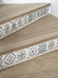 tiles photos giannetti home malibu stair walker zanger tiles for the home