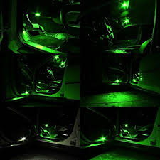 Neon Lights In Cars Interior 30 Pack 194 Led Light 12v 120lums Amazenar Car Interior And
