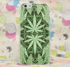 cover for apple iphone 4 5 6 7 8 plus x leaf green