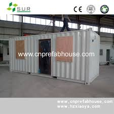 china high quality steel frame shipping container homes for sale