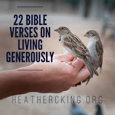 quotes about helping others in the bible 22 bible verse about living generously u2013 heather c king u2013 room to