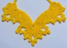 crochet necklace patterns images 25 cool crochet necklace patterns guide patterns jpg