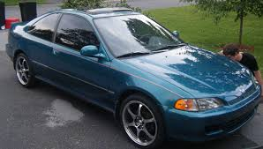 1996 Honda Civic Coupe Overview Cargurus