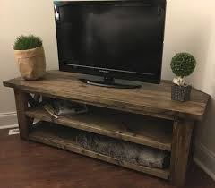 Remodelaholic Build A Custom Corner 9 Free Tv Stand Plans You Can Diy Right Now
