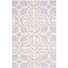 Lavender Throw Rugs 3 X 4 Purple Area Rugs Rugs The Home Depot