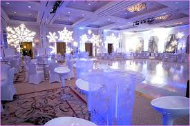 winter wonderland office decorating ideas cubicle party event