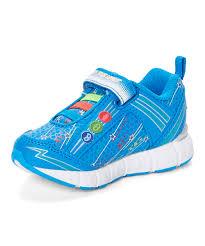 pj masks light up shoes blue pj masks light up running shoe kids zulily