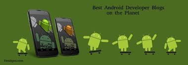 top android top 40 android development blogs websites for android developers