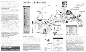 Colorado Public Land Map by Trinidad Lake State Park Outthere Colorado