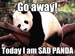 Sad Girlfriend Meme - 20 crazy adorable sad panda memes sayingimages com