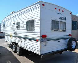2000 fleetwood tracker 265 h fifth wheel tulsa ok rv for sale